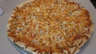 "Old Shawnee Pizza 18"" Buffalo Chicken Biggin"