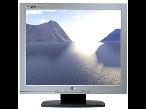 LG FLATRON 1715S WINDOWS VISTA DRIVER DOWNLOAD