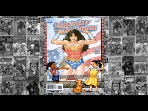 "Wonder Woman: Vol 3 #25 - ""The Star In The Heaven Scene 2: Personal Effects"""