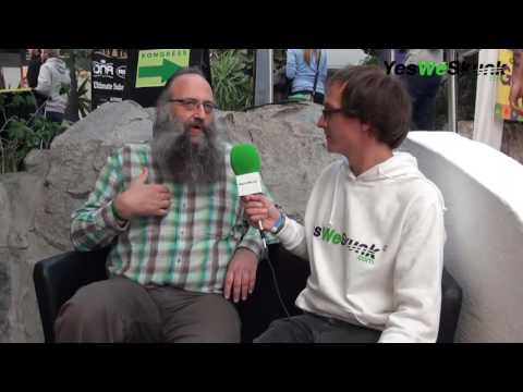 Interview with Michael Carus