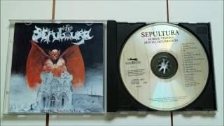 Artist : Sepultura Album : Morbid Visions, CD CD : 1990 Roadracer R...