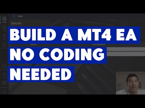 Build MT4 EAs (No Coding Needed) For Free With Visual Strategy Builder