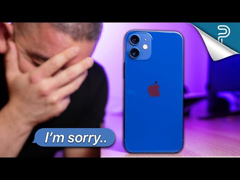 Sorry iPhone 12 mini: It's not you, It's Me!