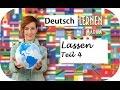Lassen #4 | Wortschatz Deutsch B1 B2 C1