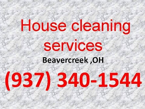House Cleaning Services Beavercreek ,OH | (937) 340-1544 | House Maid Cleaners