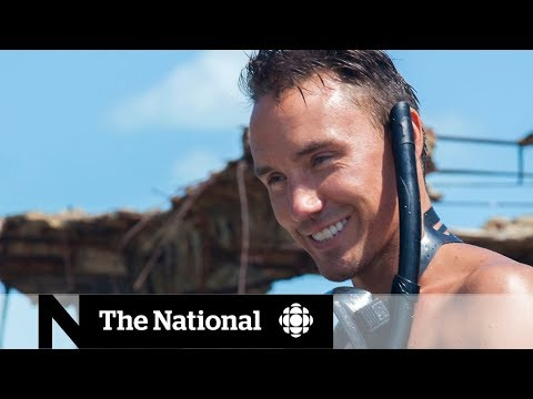 Rob Stewart's family fights to finish Sharkwater Extinction