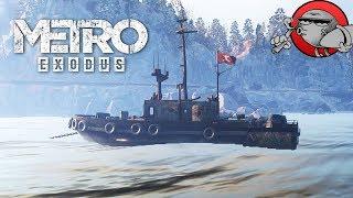 Metro Exodus - ПИРАТЫ (Прохождение #18)