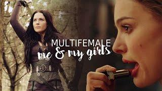 Me & My Girls   A multifandom feminist video