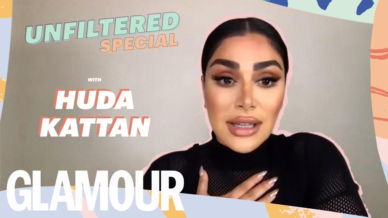 Huda Kattan On Feminism, Her New Foundation & How She Built A Beauty Empire  | GLAMOUR UNFILTERED