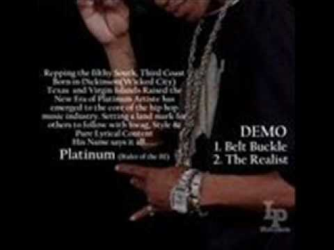 Platinum B LOvE (Belt Buckle Bowgin) 2007