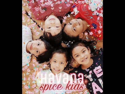 Havana - Camila Cabello   cover by Spice Kids ( 2 Days Singing and Dancing Intensive Training)