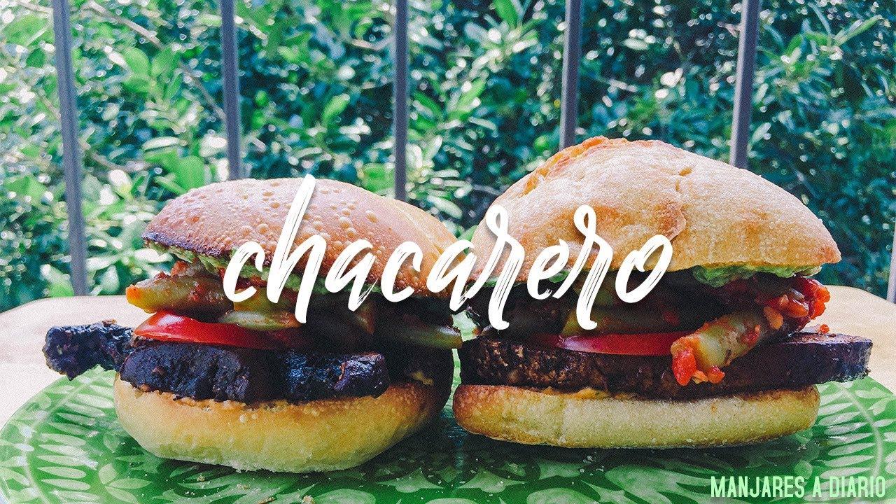 Chacarero Chileno Veganizado El Bocata del Verano  YouTube