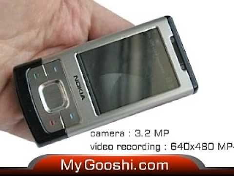 nokia 6500 slide preview and review