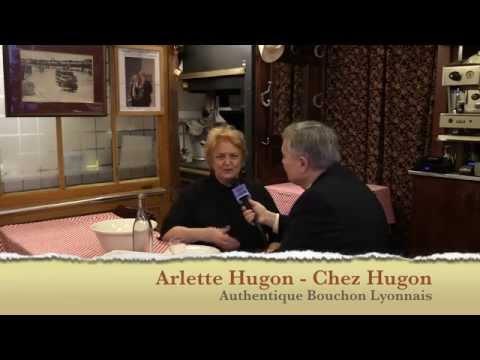 Arlette Hugon