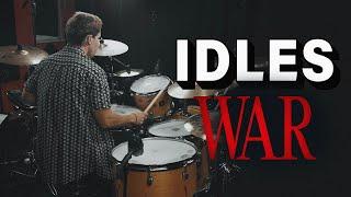 Ricardo Viana - IDLES - War (Drum Cover)