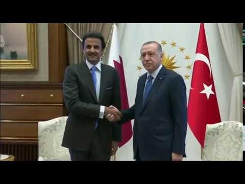 BBC عربية:بي_بي_سي_ترندينغ | #قطر و #تركيا...زيارة تعيد #الأزمة_الخليجية إلى الواجهة
