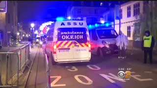 4 Dead, 11 Wounded In France Terror Attack