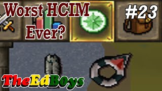 OSRS The HCIM Series - Episode #23 Diary Things