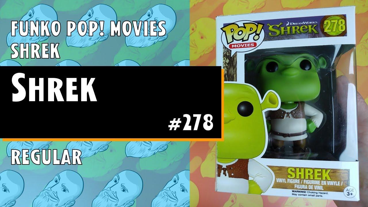 Funko Pop Shrek 278