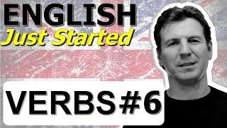 Все неправильные глаголы английского (часть 6) - Irregular Verbs