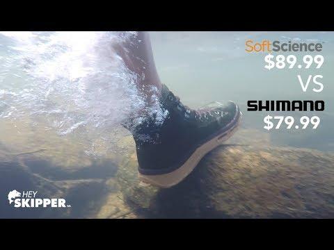 Best Underwater Fishing Boot: Slippery Rock Test!