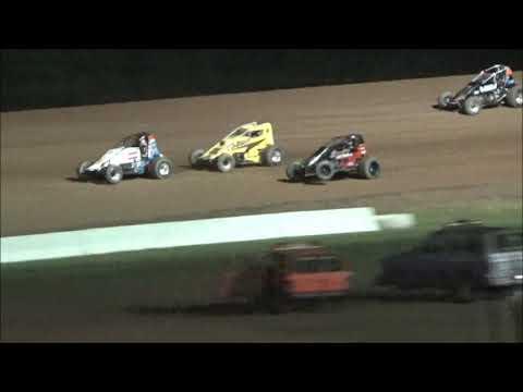 410 Sprint BOSS Wingless - Lernerville Speedway - June 28, 2019 - AJ Flick