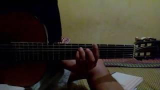 Dạy đệm hát bài Cây đàn ghita của đại đội 3 - Thế tay cao