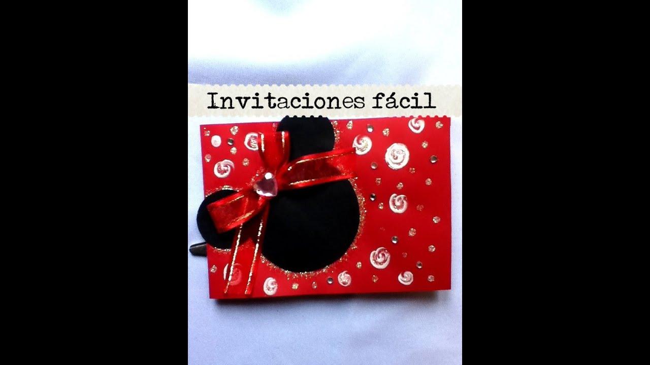 How Make Invitations