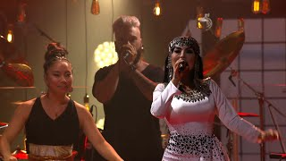 "Baixar Afghan superstar Aryana Sayeed performs ""Kamak Kamak/Alay Joo"" - Polar music prize (TV4)"