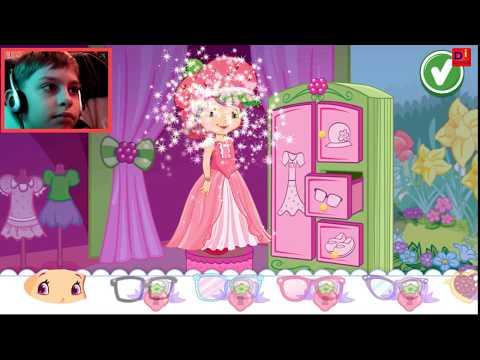 Шарлотта Земляничка. Мультик игра для девочек / EL Gamer