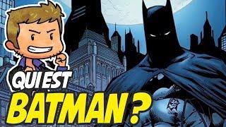 QUI EST BATMAN ? ( ft. Alkor ) | ICONES