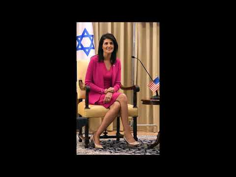 Israel Inspired: Nikki Haley's UN Jerusalem Showdown & The Leader Israel is Waiting For