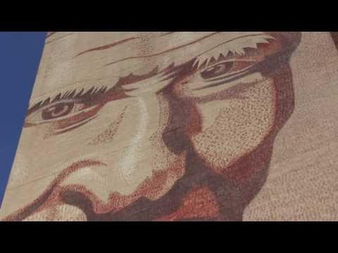 Two Minute Tour - St. Vincent de Paul Mural