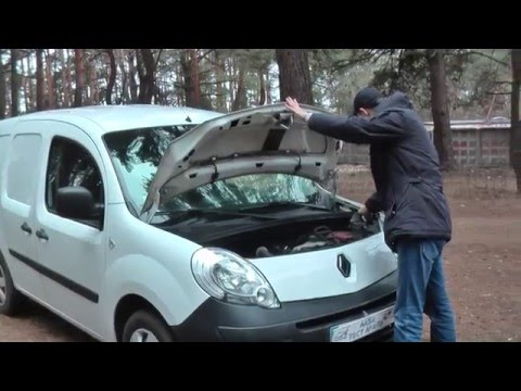 Вся правда о Renault Kangoo 2 (Рено Кангу 2) 2011 г. в.