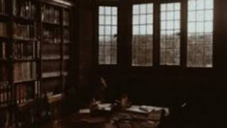you and your friends find a secret door in the school's abandoned library//a dark academia playlist