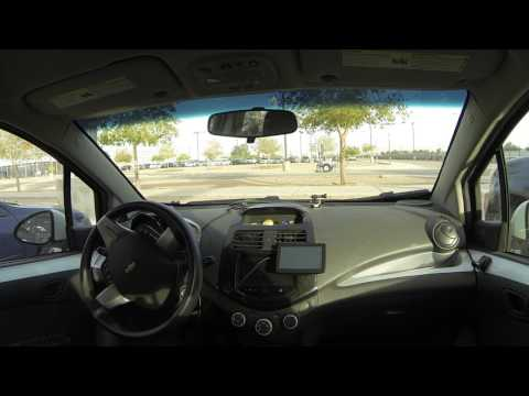Studying at Arizona Western College, Parking Patterns in Yuma, Arizona, 7 February 2017 GP035649