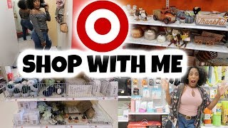 Target Shop With Me/ Fall Shopping / Shopping Vlog / 🍁🎃VLOGTOBER DAY 16