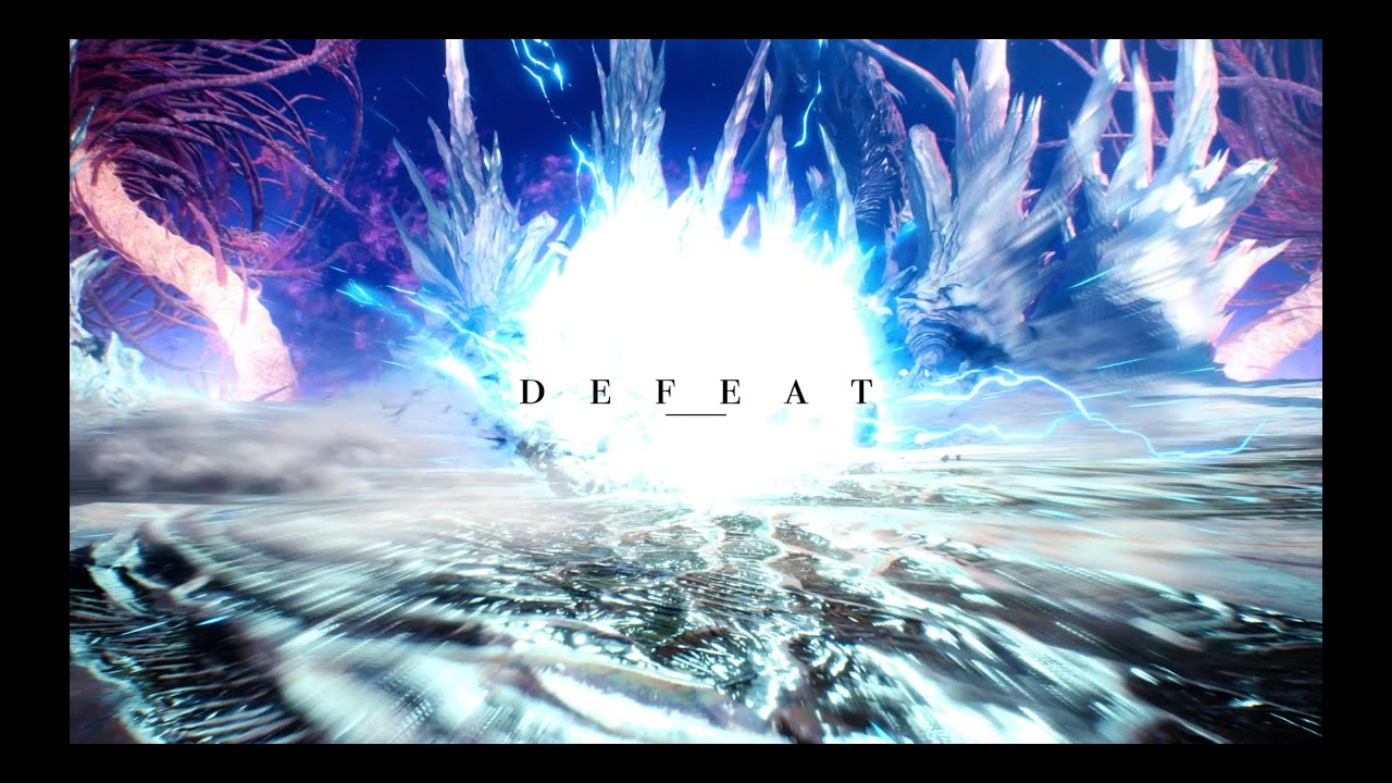 HYDE DEFEAT Lyric Video Short Ver.  (DEFEAT×DMC5SE)