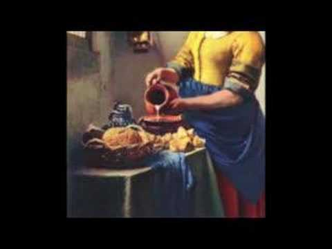 Vermeer\'s The Kitchen Maid