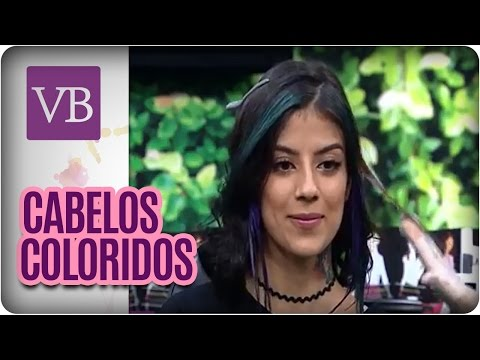 Cabelos Coloridos - Você Bonita (13/04/16)