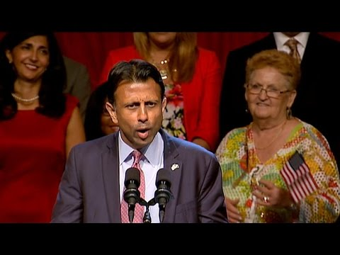 Bobby Jindal jumps in GOP 2016 race