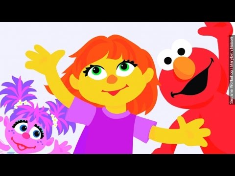 'Sesame Street' Adds Julia, Its First Character With Autism - Newsy