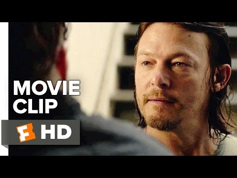 Triple 9 Movie CLIP - Cops Look After Cops (2016) - Aaron Paul, Norman Reedus Movie HD