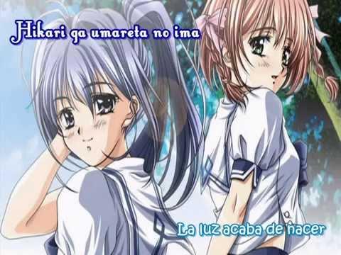 Hoshizora No Waltz- Kuribayashi Minami **Sub Español + Letra Romaji**
