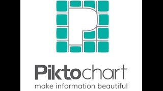A video tutorial showing you how to use Piktochart to create infographics.