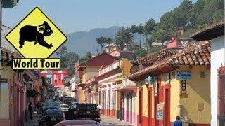 Voyage au Mexique San Cristóbal Las Casas Chiapas Maryse & Dany © Youtube