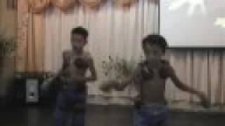 Christian Padilla & Julius Mistranza