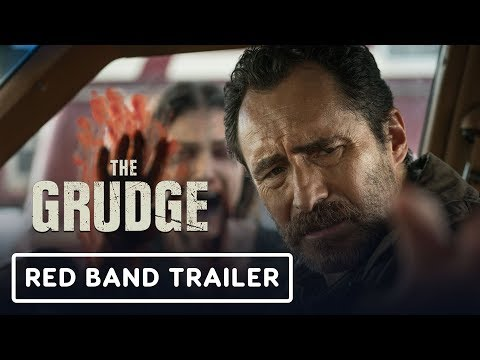 The Grudge - Exclusive Red Band Trailer (2020) Andrea Riseborough, Betty Gilpin