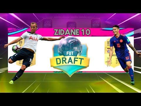 FUT DRAFT con JAMES en DIRECTO!! FIFA19
