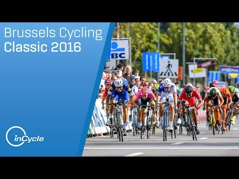 Brussels Cycling Classic - Highlights